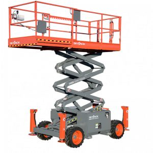scissor lift RT6822 rental